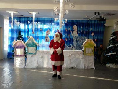 Коледа 2019 г - ДГ Синчец - Бургас, кв. Банево